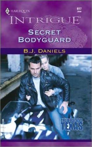 book cover of Secret Bodyguard