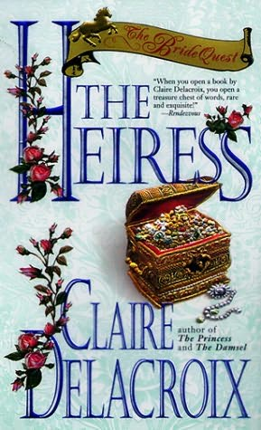 book cover of The Heiress