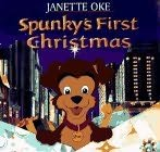 book cover of Spunky\'s First Christmas