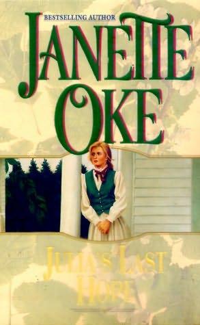 book cover of Julia\'s Last Hope