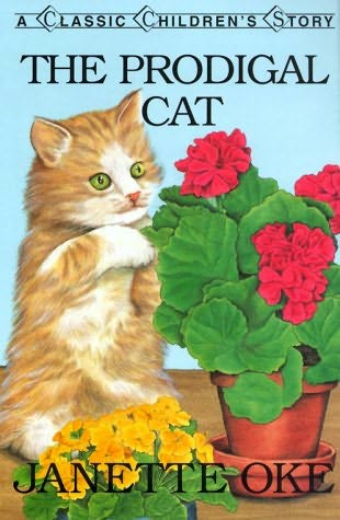 book cover of The Prodigal Cat