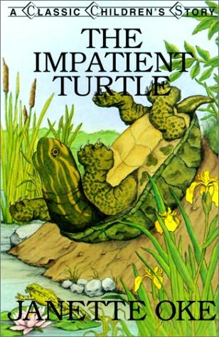 book cover of The Impatient Turtle