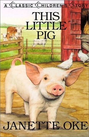 book cover of This Little Pig