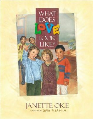 book cover of What Does Love Look Like?