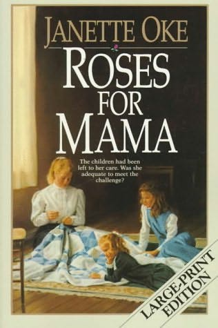 book cover of Roses for Mama