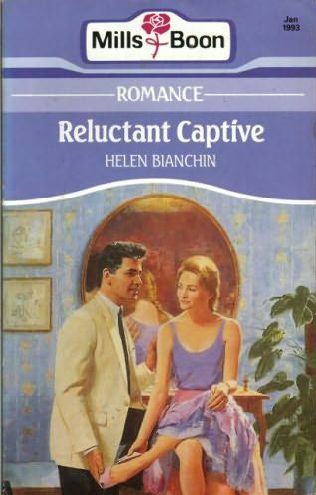 book cover of Reluctant Captive