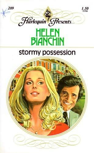 book cover of Stormy Possession