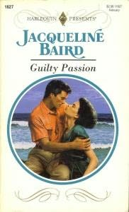 book cover of Guilty Passion