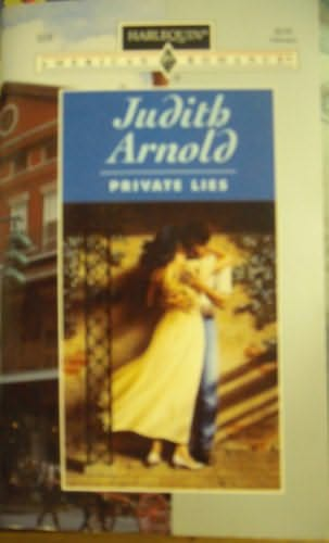 book cover of Private Lies