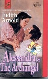 book cover of Alessandra and the Archangel
