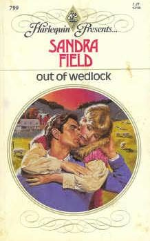 book cover of Out of Wedlock
