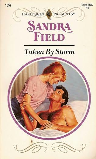 book cover of Taken by Storm