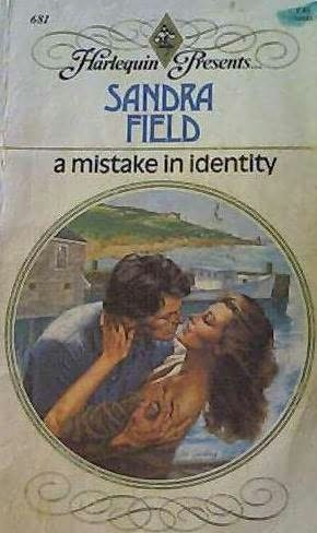 book cover of A Mistake in Identity