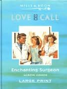 book cover of Enchanting Surgeon