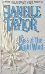 book cover of Kiss of the Night Wind