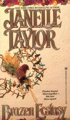 book cover of Brazen Ecstasy