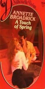 book cover of A Touch of Spring