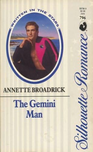 book cover of The Gemini Man