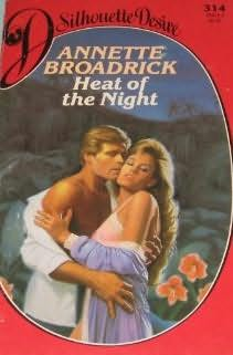 book cover of Heat of the Night