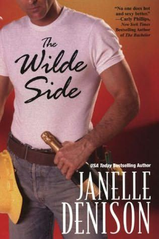 book cover of The Wilde Side