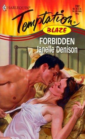 book cover of Forbidden!
