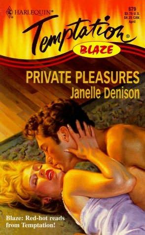 book cover of Private Pleasures