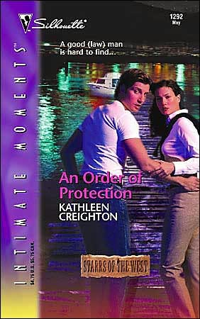 book cover of An Order of Protection