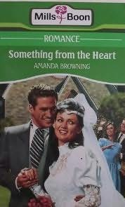 book cover of Something from the Heart