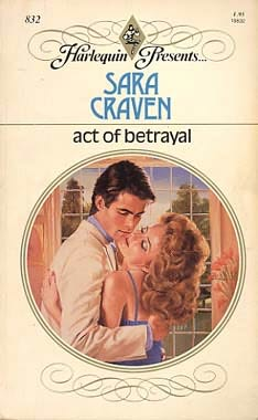 book cover of Act of Betrayal