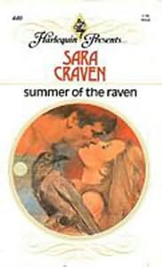 book cover of Summer of the Raven