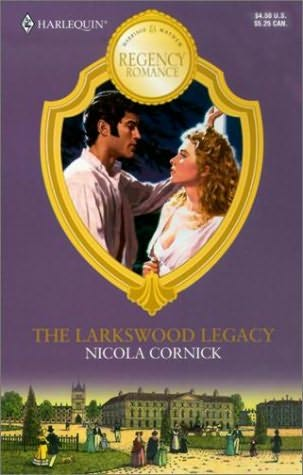 book cover of The Larkswood Legacy