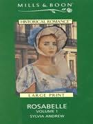 book cover of Rosabelle