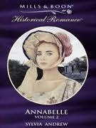 book cover of Annabelle