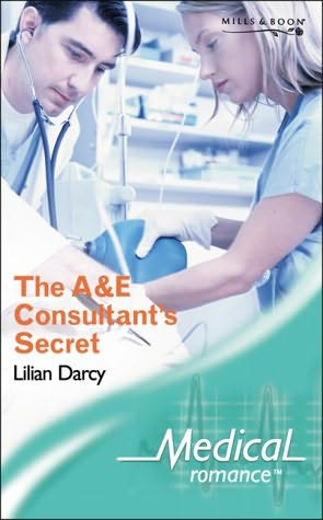 book cover of The A and E Consultant\'s Secret