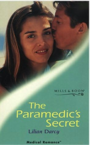 book cover of The Paramedic\'s Secret