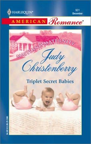 book cover of Triplet Secret Babies