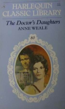 book cover of The Doctor\'s Daughters