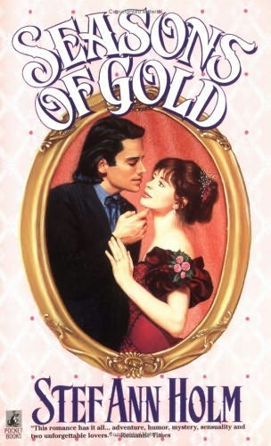 book cover of Seasons of Gold