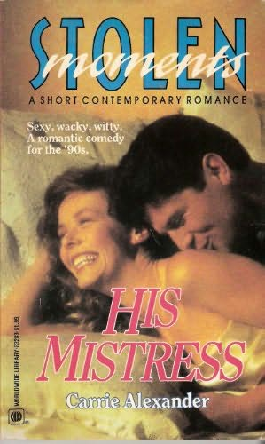 book cover of His Mistress