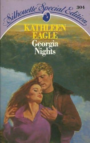 book cover of Georgia Nights