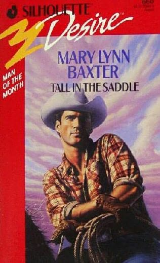 book cover of Tall in the Saddle