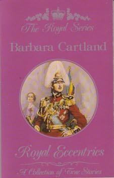 book cover of Royal Eccentrics