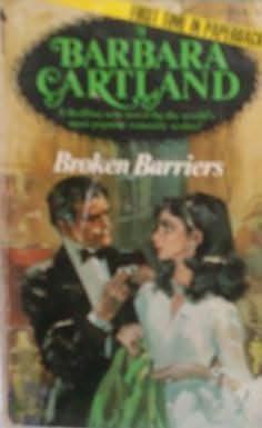 book cover of Broken Barriers