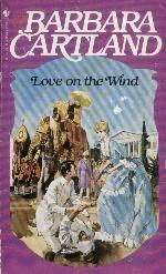 book cover of Love on the Wind