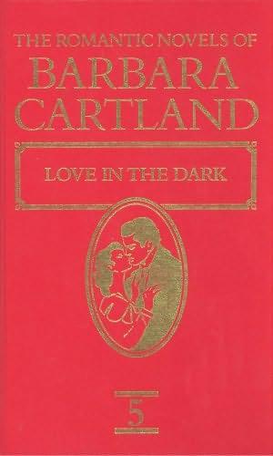 book cover of Love in the Dark