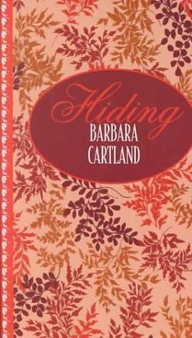 book cover of Hiding