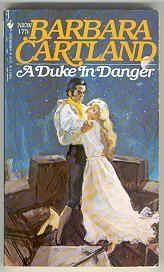 book cover of A Duke in Danger