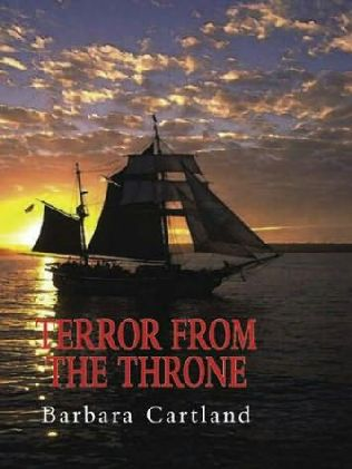 book cover of Terror from the Throne