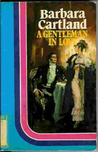 book cover of Gentleman in Love