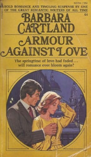 book cover of Armour Against Love